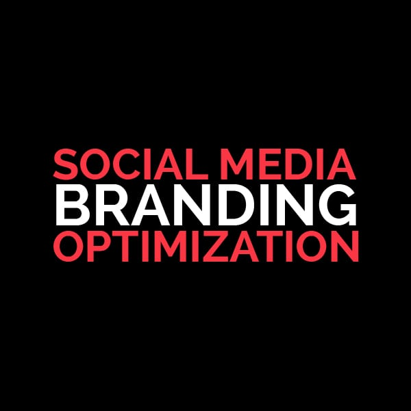 social media branding and optimization
