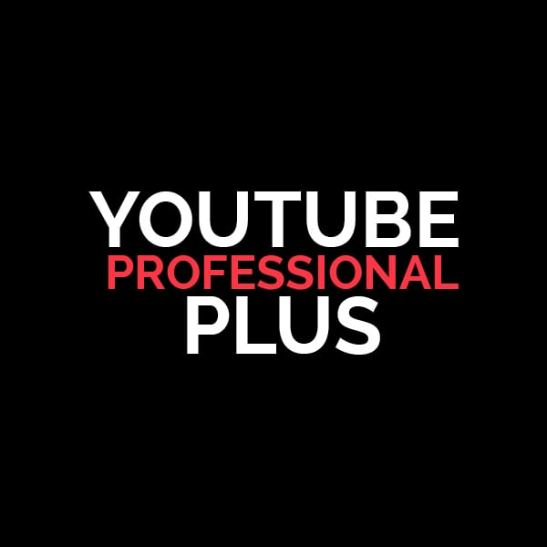 youtube professional plus
