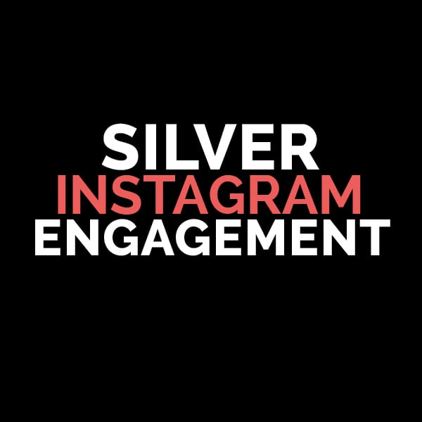 Silver Instagram Engagement
